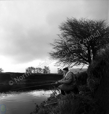 Fishing, River Aire